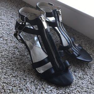 Michael Kors Black Sandals Size 7